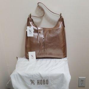 HOBO Marley purse metallic Cameo